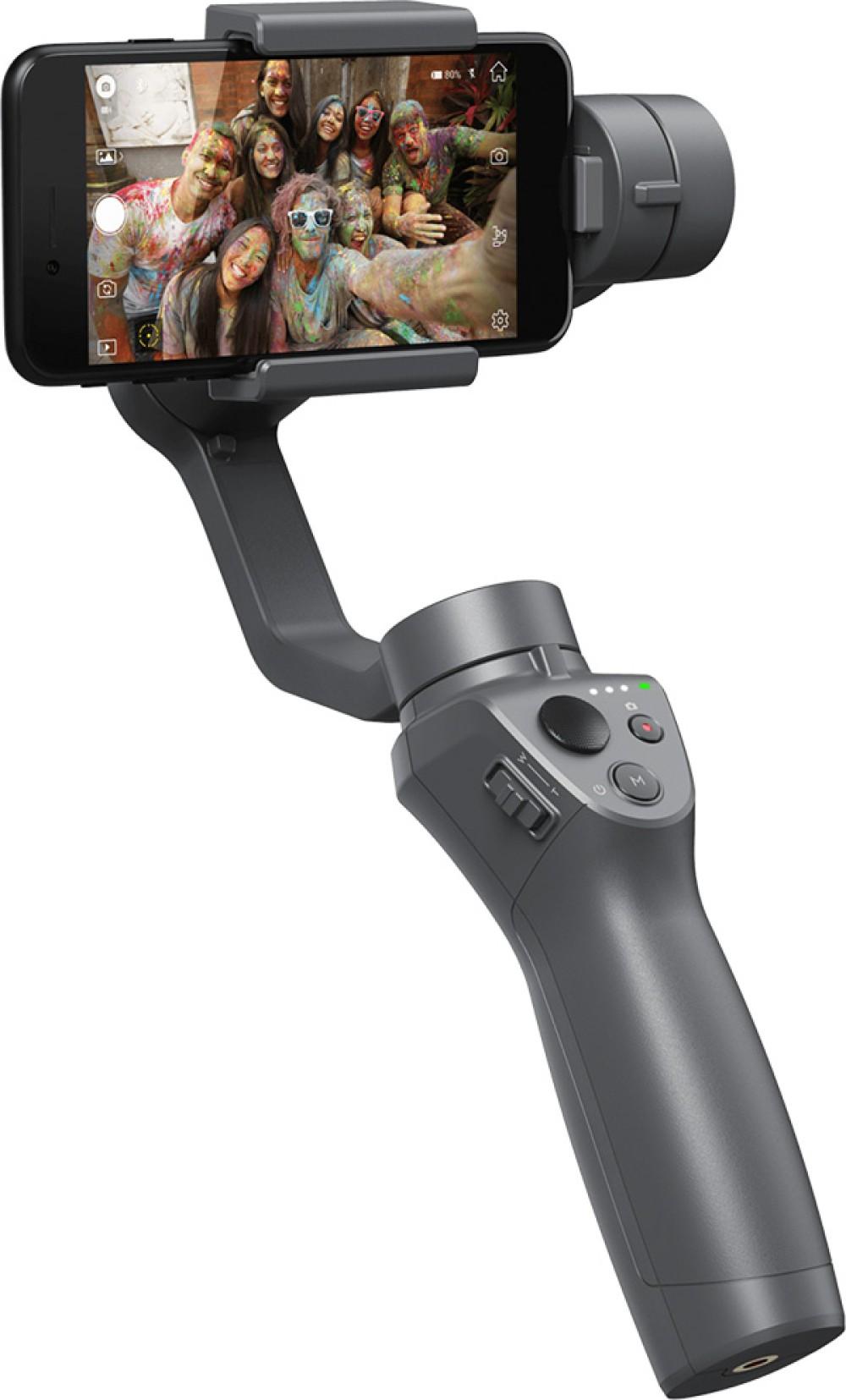 DJI Osmo Mobile 2: Το νέο smartphone stabilizer της εταιρείας [CES 2018]