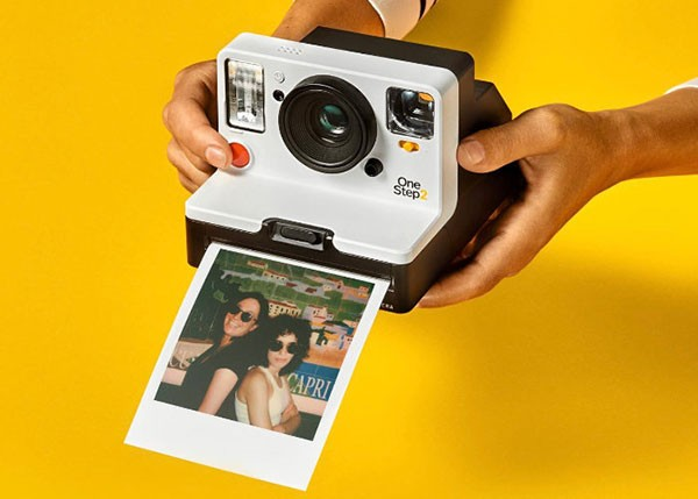Polaroid OneStep 2: Μια αναλογική instant κάμερα στην ψηφιακή εποχή