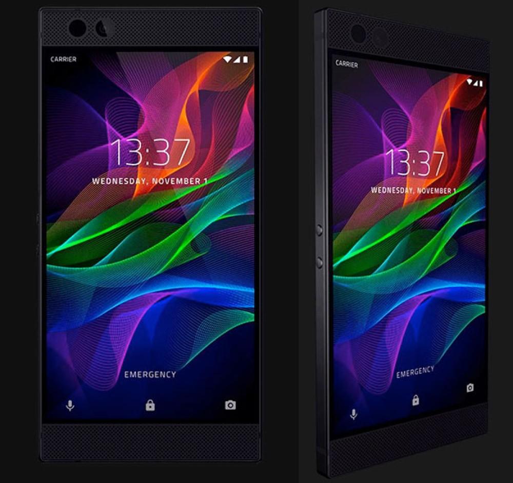 Razer Phone: Επίσημα με οθόνη 5.72'' QHD 120Hz, Snapdragon 835 και 8GB RAM για απαιτητικούς gamers [Video]