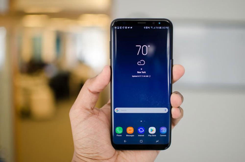 Samsung Galaxy S8: Ξεπέρασε τα 5 εκατ. πωλήσεις μέσα σε λιγότερο από ένα μήνα κυκλοφορίας