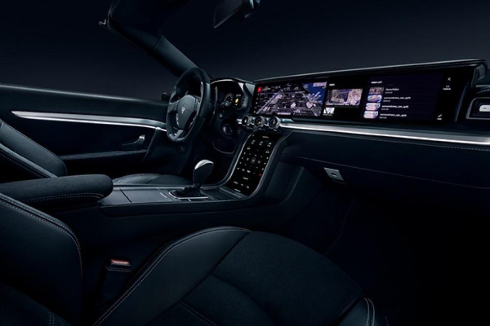 Samsung DRVLINE: Η πλατφόρμα αυτόνομης οδήγησης με το εντυπωσιακό ψηφιακό ταμπλό [Videos]