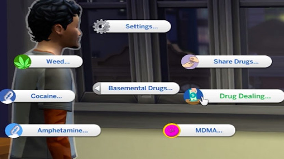 Modder του The Sims 4 βγάζει $6000 κάθε μήνα (πραγματικά χρήματα) πουλώντας ψηφιακά ναρκωτικά...