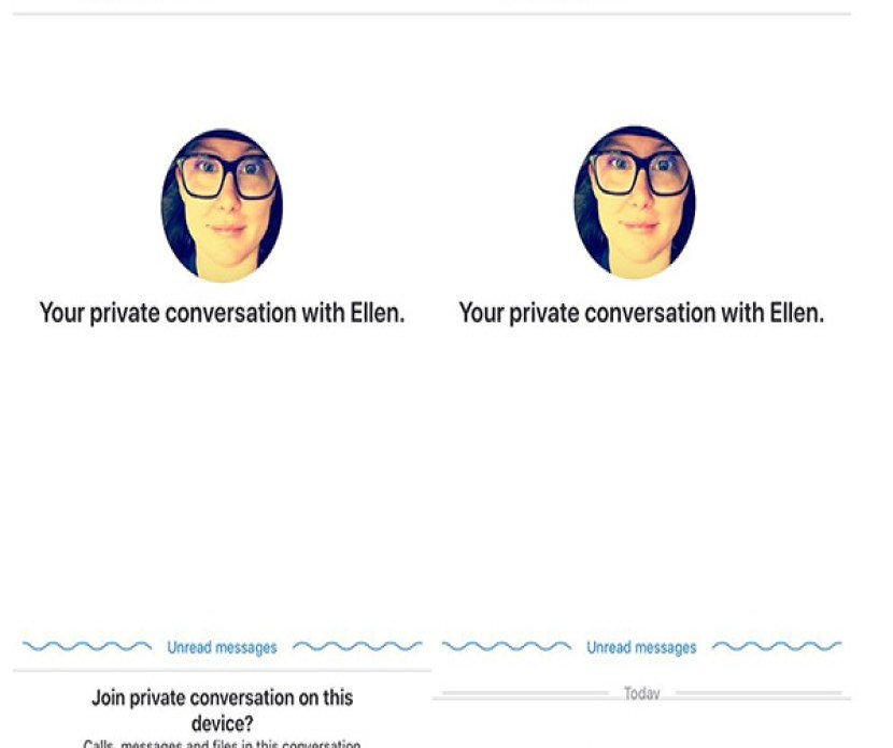 Skype Private Conversations: Φέρνει end-to-end κρυπτογράφηση στις συνομιλίες των χρηστών