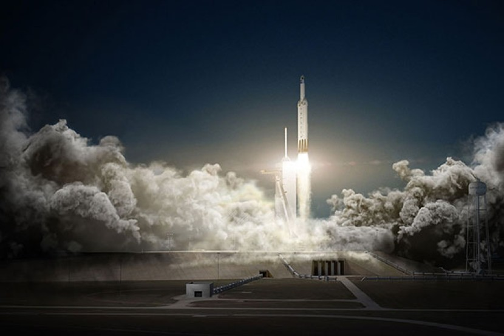 SpaceX: Στέλνει δύο τουρίστες στη Σελήνη για μία εβδομάδα το 2018!