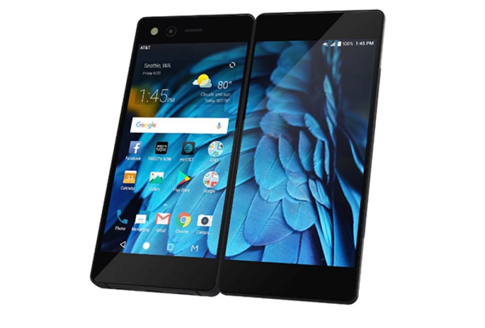 ZTE Axon M: Παρουσιάστηκε επίσημα το smartphone με διπλή ανοιγόμενη οθόνη και περυσινά high-end specs