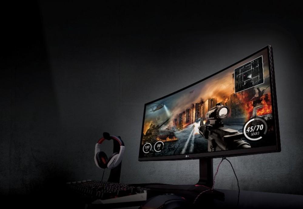 LG 34UC79G Curved UltraWide: Η νέα οθόνη για την απόλυτη εμπειρία gaming