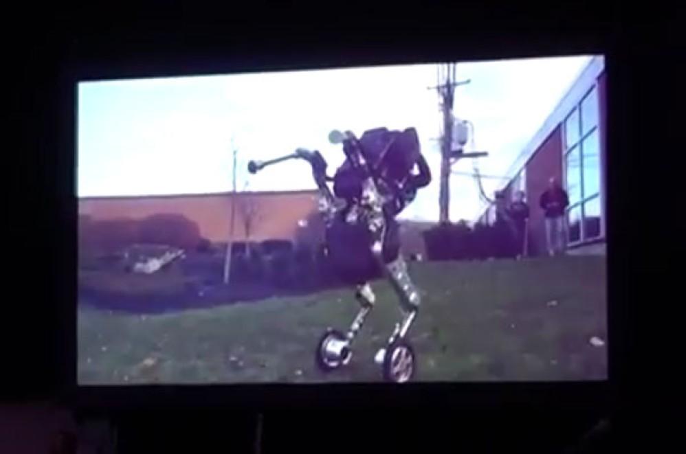 "Handle: Το νέο ρομπότ της Boston Dynamics ""προκαλεί εφιάλτες"" [Video]"