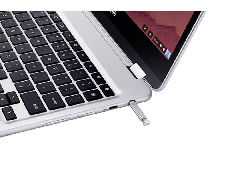 Samsung Chromebook Pro/Plus: Επίσημα με οθόνη 12.3'', υποστήριξη γραφίδας και εφαρμογές Android