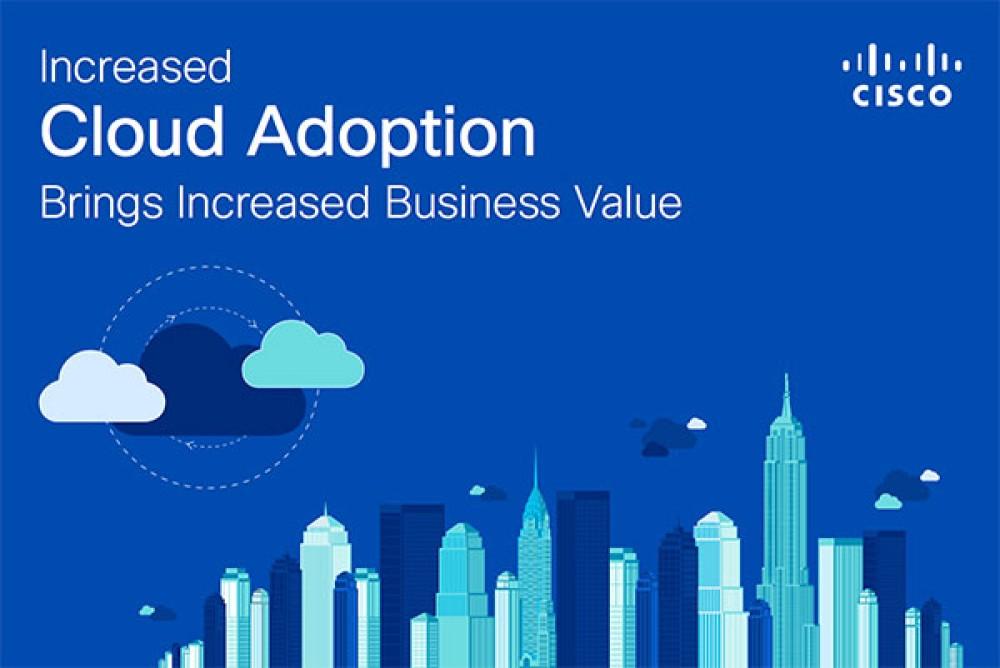 Cisco: Ευρεία η χρήση των λύσεων Cloud, όμως ελάχιστοι εκμεταλλεύονται πλήρως τις δυνατότητες τους