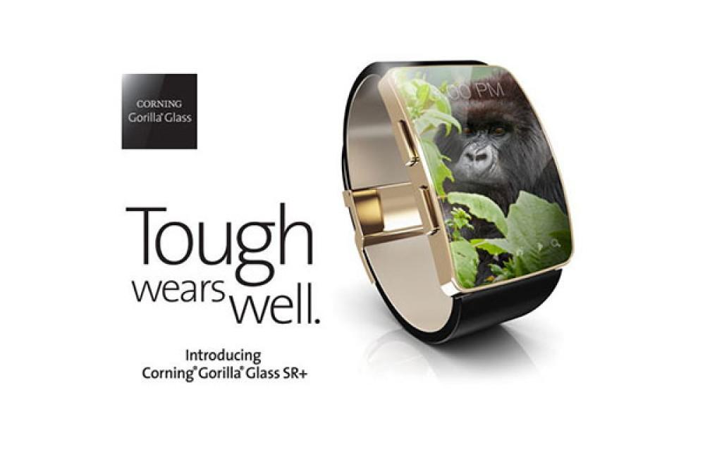 Gorilla Glass SR+: Η νέα επικάλυψη για την προστασία των smartwatches και φορετών συσκευών