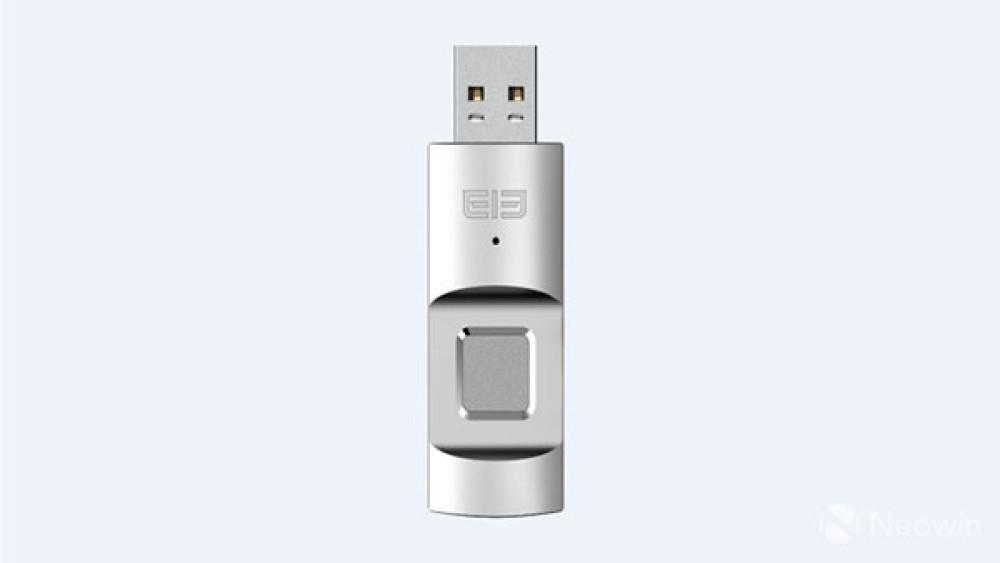 Elephone U-Disk: Νέο USB flash drive με αισθητήρα δακτυλικών αποτυπωμάτων