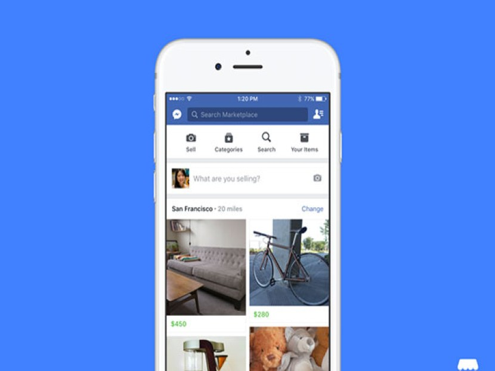 Facebook Marketplace: Εδώ θα μπορείς να αγοράζεις και να πουλάς σχεδόν οτιδήποτε [Video]