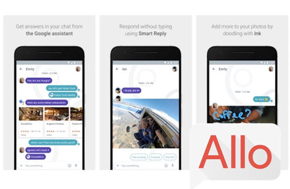 Google Allo και Duo: Οι νέες υπηρεσίες της εταιρείας για messaging και video κλήσεις αντίστοιχα [Video]