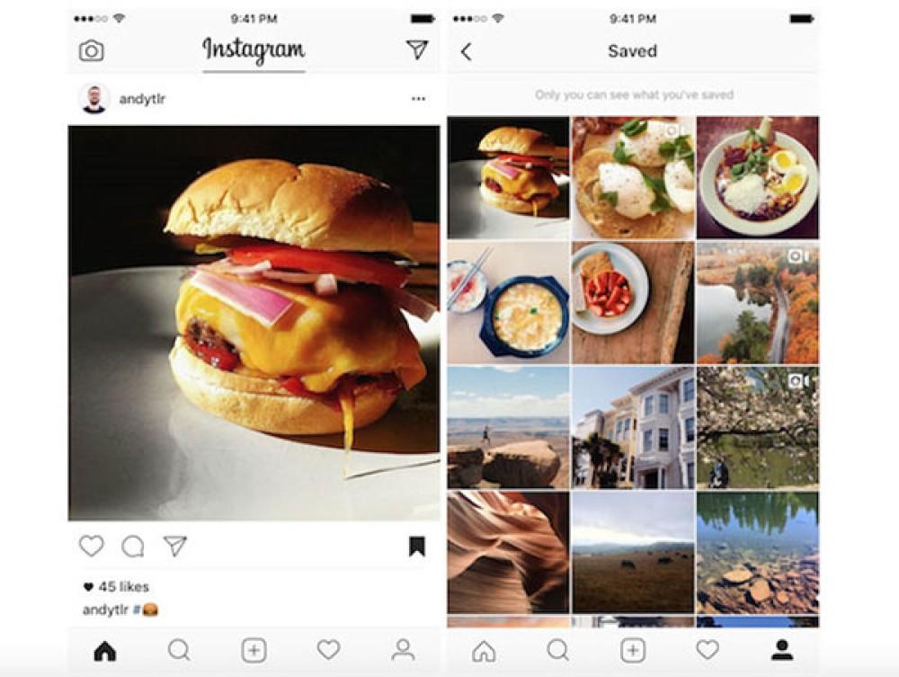 Instagram Saved Posts: Νέα λειτουργία αποθήκευσης των εικόνων από το feed σας