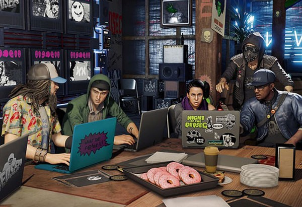Watch Dogs 2: Νέο trailer για την υπόθεση του νέου επεισοδίου και την ομάδα hackers Dedsec [Video]