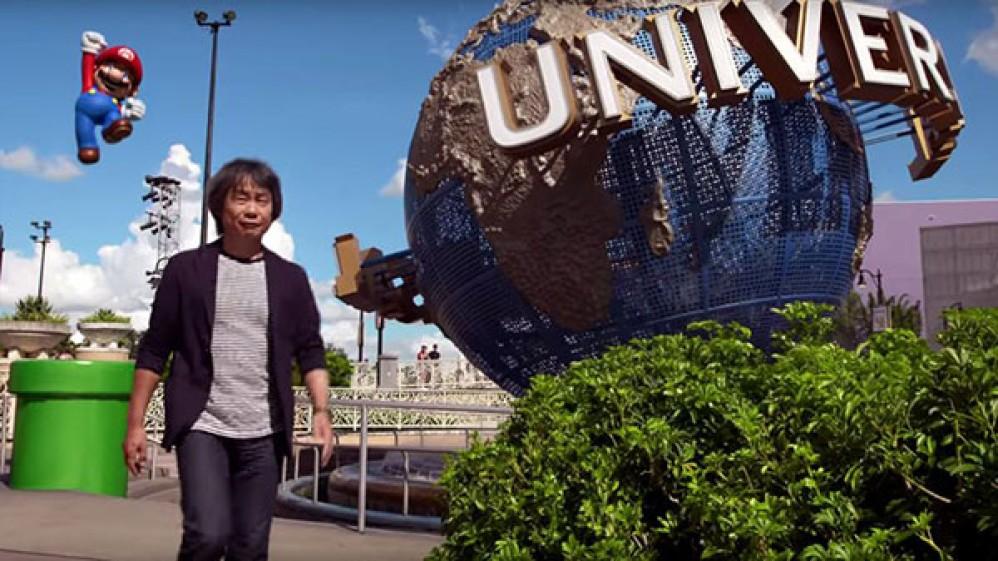 Nintendoland; Η Nintendo ετοιμάζει θεματικά πάρκα με τους ήρωες της σε συνεργασία με τη Universal! [Video]