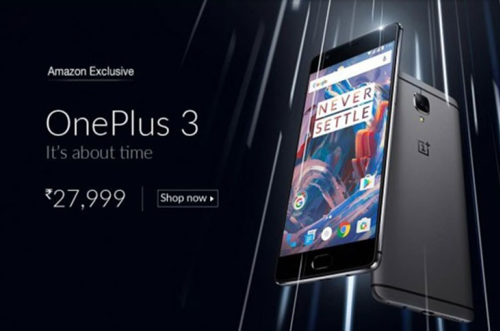 OnePlus 3: Επίσημα αποκαλυπτήρια, τεχνικά χαρακτηριστικά και τιμή