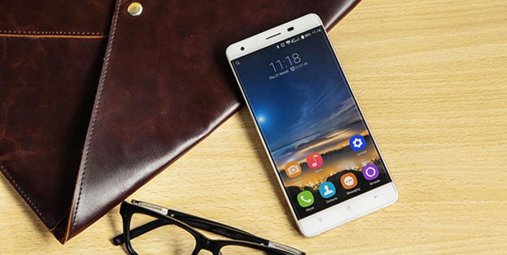 OUKITEL K6000 Pro: Με μεταλλική κατασκευή, οθόνη 5.5'' Full HD, μπαταρία 6000mAh και Android 6.0
