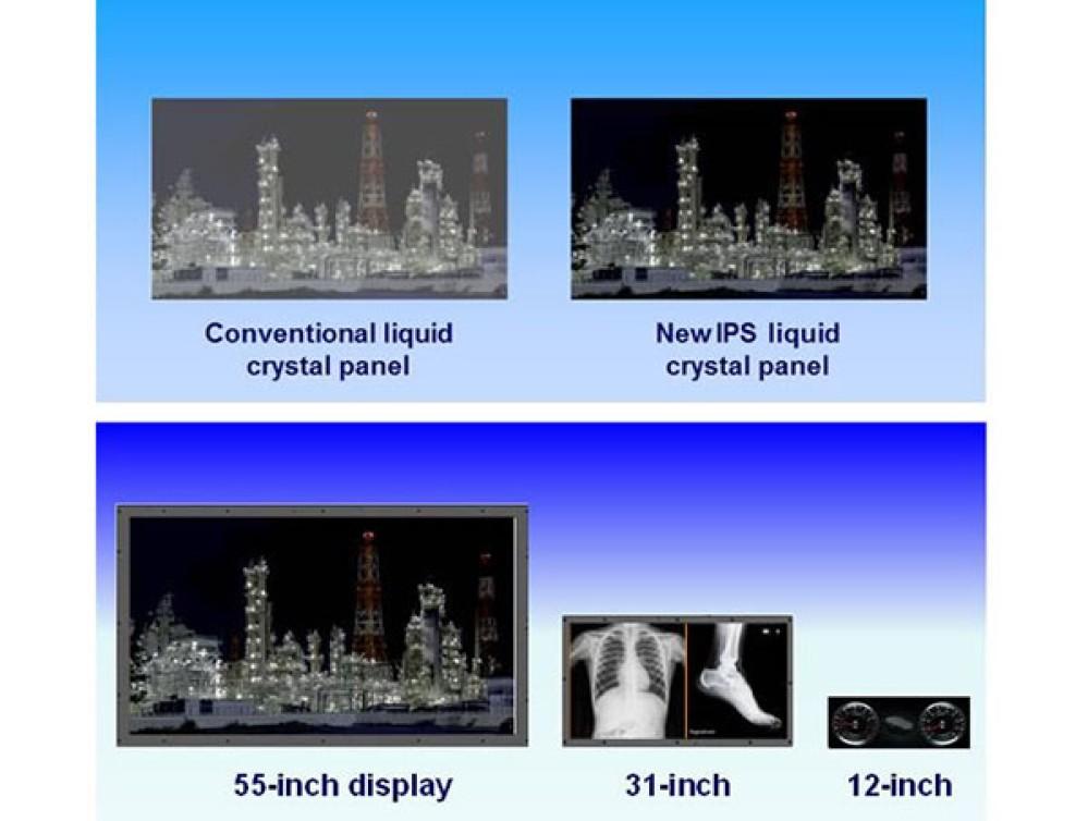 Η Panasonic κατασκεύασε IPS LCD panel με αντίθεση 1.000.000:1 για HDR οθόνες και τηλεοράσεις