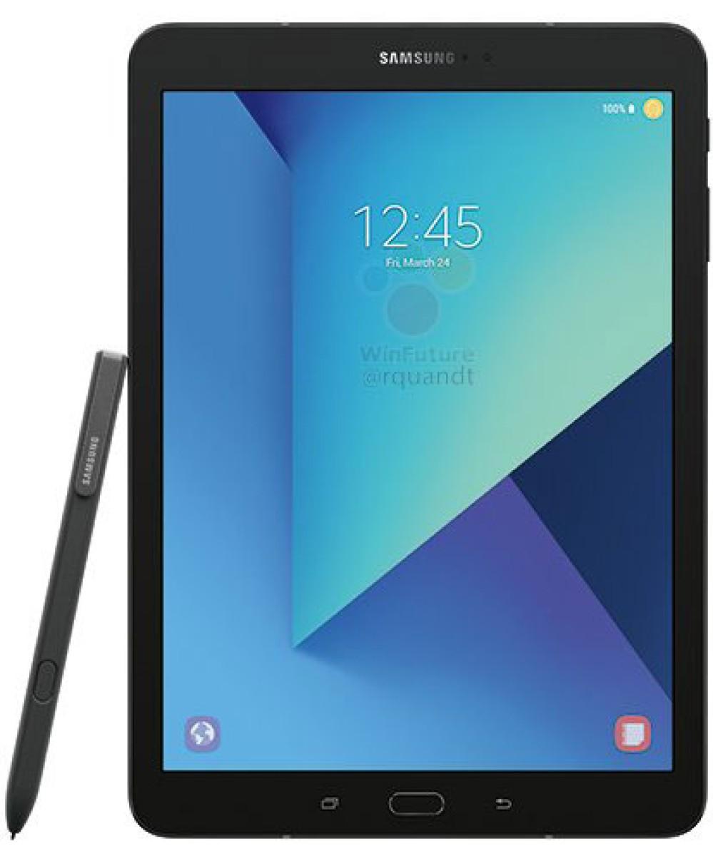 Samsung Galaxy Tab S3: Η πρώτη εικόνα αποκαλύπτει ότι υποστηρίζει γραφίδα S Pen
