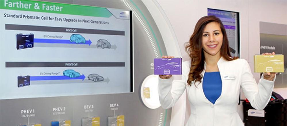 Samsung SDI: Παρουσίασε μπαταρία για ηλεκτρικά αυτοκίνητα που φορτίζει στο 80% σε 20 λεπτά