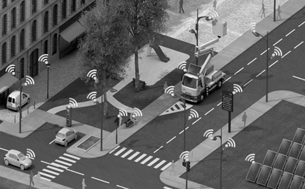 Συστήματα έξυπνου φωτισμού και έξυπνης στάθμευσης για πρώτη φορά στη Χαλκίδα