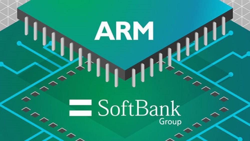 Η SoftBank εξαγοράζει την ARM έναντι £24.3 δισ.!