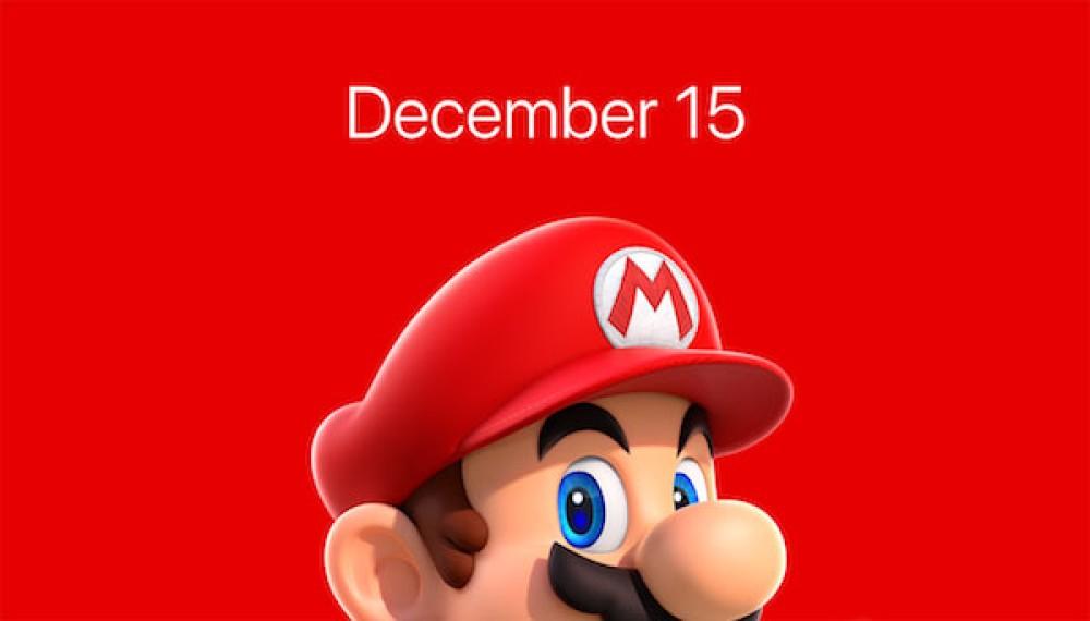 Super Mario Run: Στις 15 Δεκεμβρίου για iPhone/iPad, αλλά δεν θα σας αρέσει η τιμή [Videos]