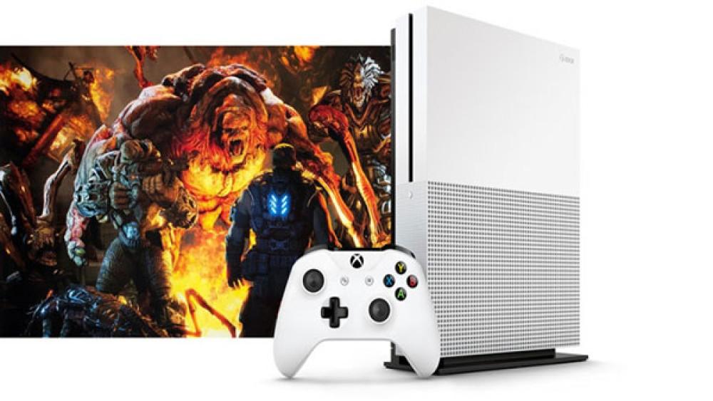 Xbox One S: Επίσημα η νέα έκδοση! Διαθέσιμη τον Αύγουστο στα $299!