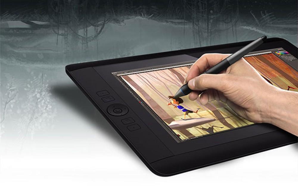 Wacom Cintiq 13HD Creative Pen & Touch: Mια πραγματικά προσωπική εμπειρία για σχεδιασμό