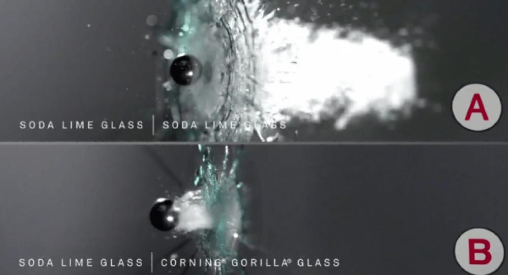 Οι Mythbusters δοκιμάζουν και συγκρίνουν το Gorilla Glass 3 [Videos]