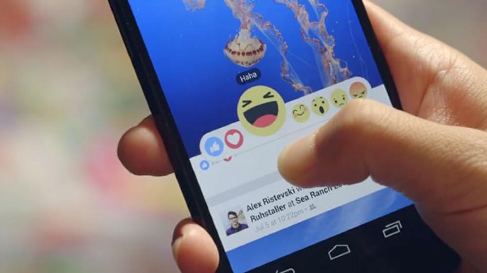 "Facebook Reactions: Διαθέσιμες μέσα στις επόμενες εβδομάδες οι νέες επιλογές αντί του ""Like"""