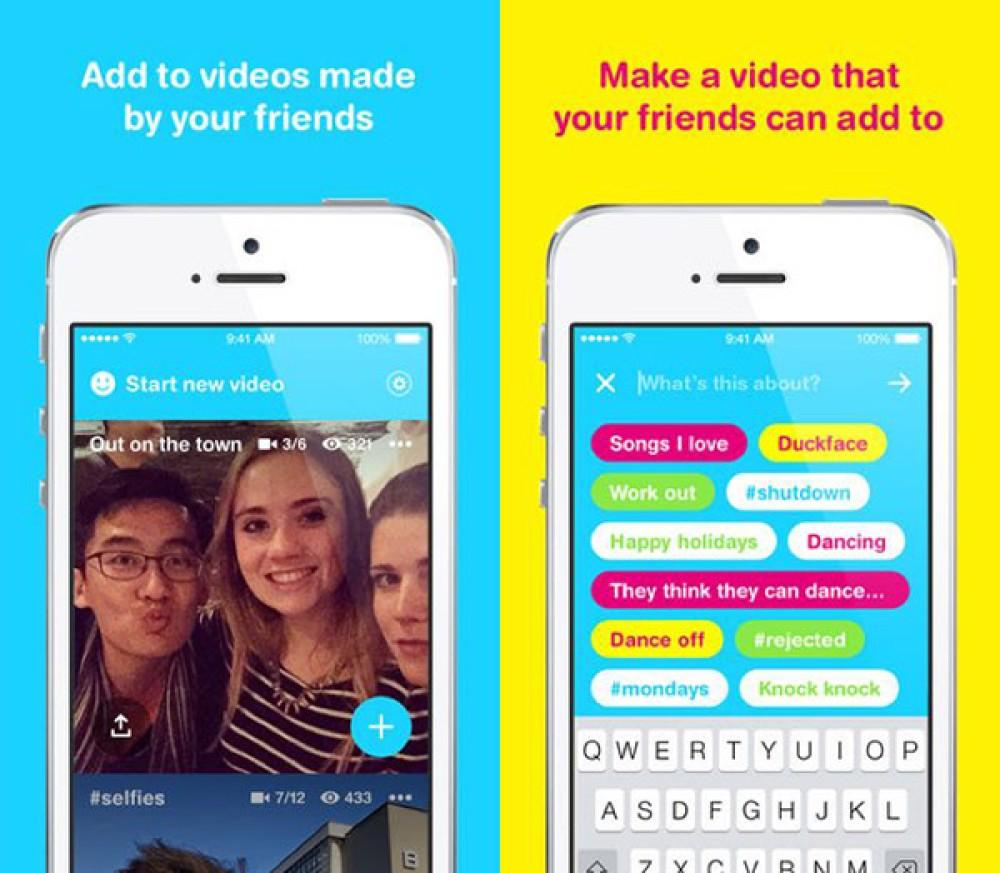 Riff: Νέα εφαρμογή από τη Facebook για να φτιάχνεις videos παρέα με τους φίλους σου