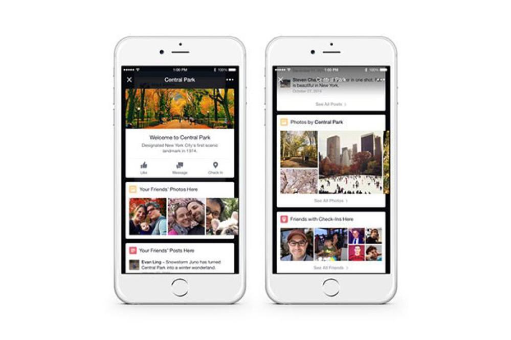 "Facebook ""Place Tips"", νέα λειτουργία στο στυλ του Foursquare για το iOS [Video]"