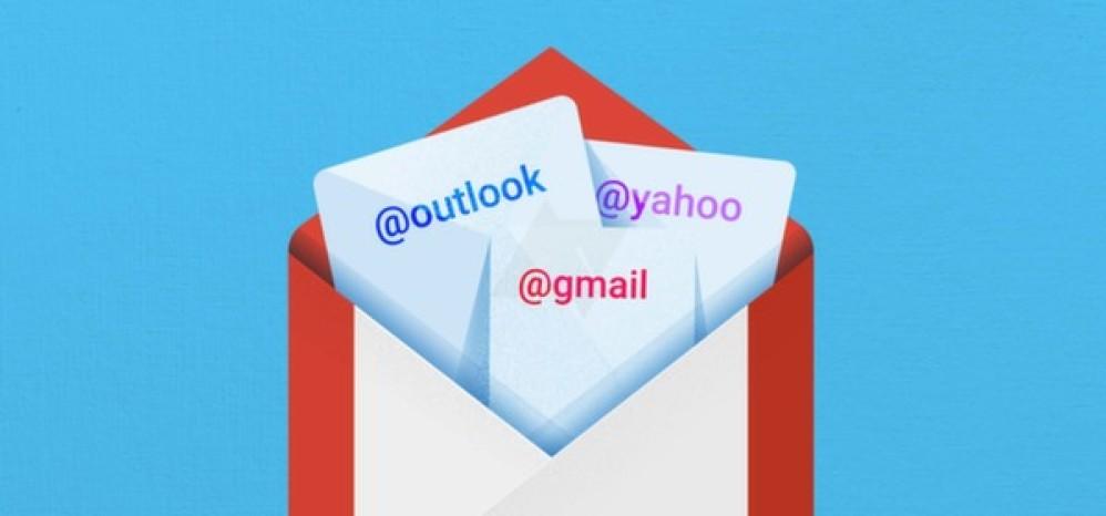 Gmail for Android: Η νέα έκδοση φέρνει Material Design και υποστήριξη λογαριασμών Outlook, Yahoo [Video]