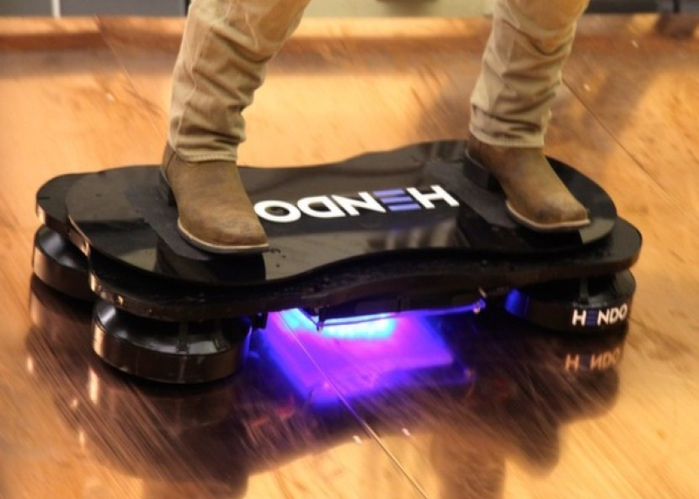Back to the Future: Το πρώτο πραγματικό hoverboard έρχεται το 2015! [Videos]