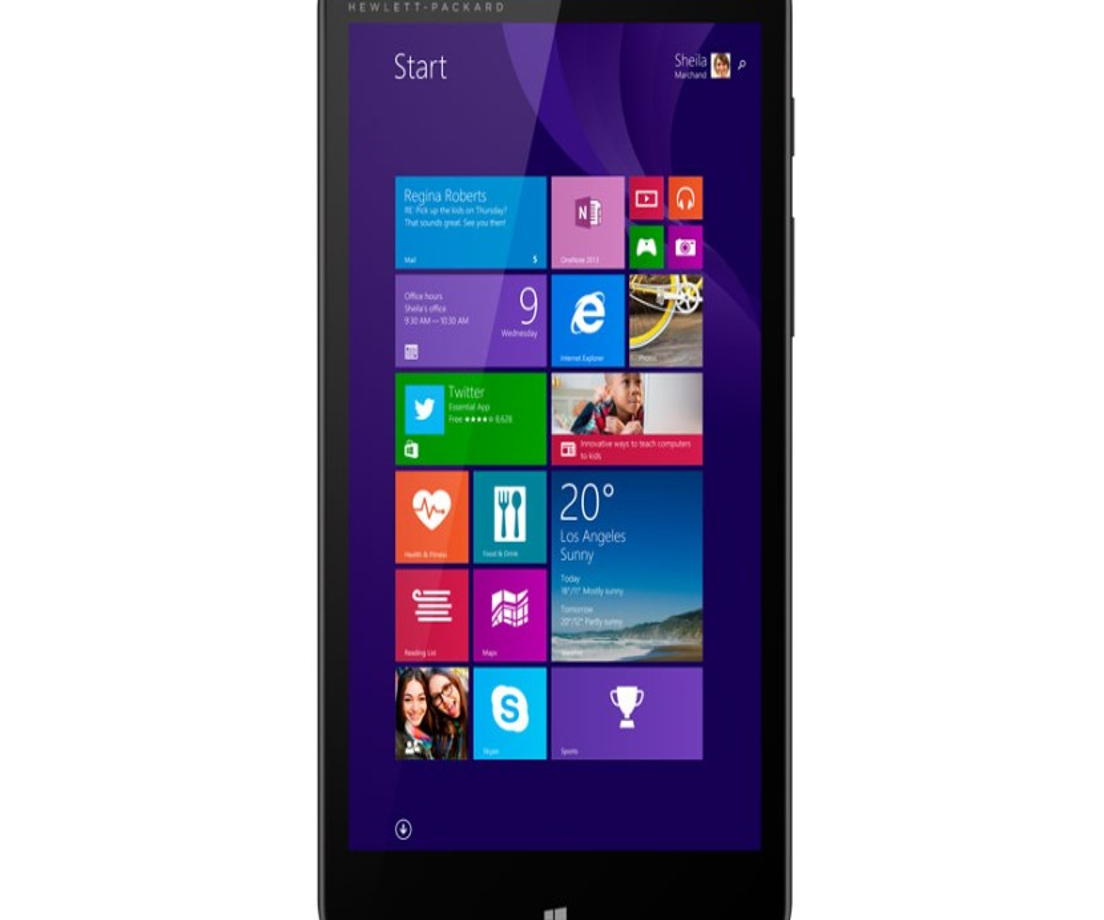 HP Stream 7/8, τα νέα Windows 8.1 tablets της εταιρείας σε πολύ προσιτές τιμές
