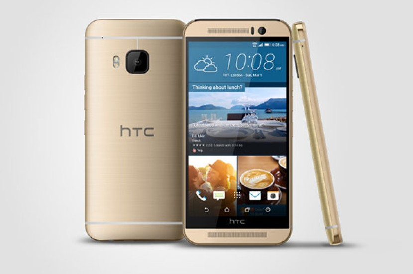 HTC One M9: Επίσημα η νέα ναυαρχίδα της εταιρείας [MWC 2015]