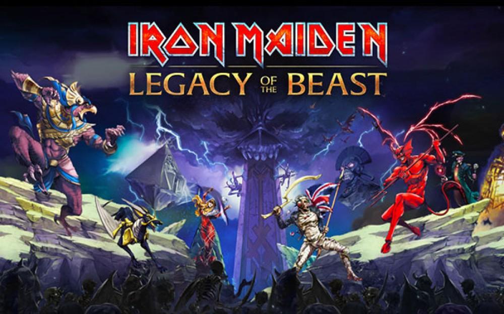 Iron Maiden: Legacy of the Beast, το δωρεάν RPG για Android και iOS από τη διάσημη μπάντα [Video]