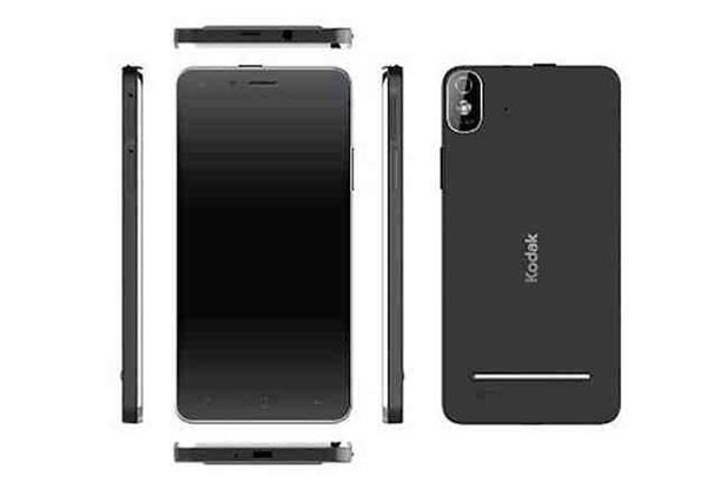 Kodak IM5: Επίσημα το πρώτο smartphone της εταιρείας, έρχεται πρώτα στην Ευρώπη [CES 2015]