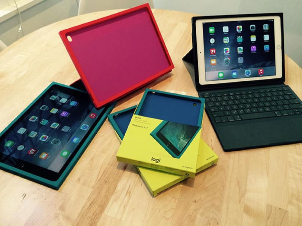 Logi BLOK: Οι πρώτες θήκες για iPad από το νέο brand της Logitech