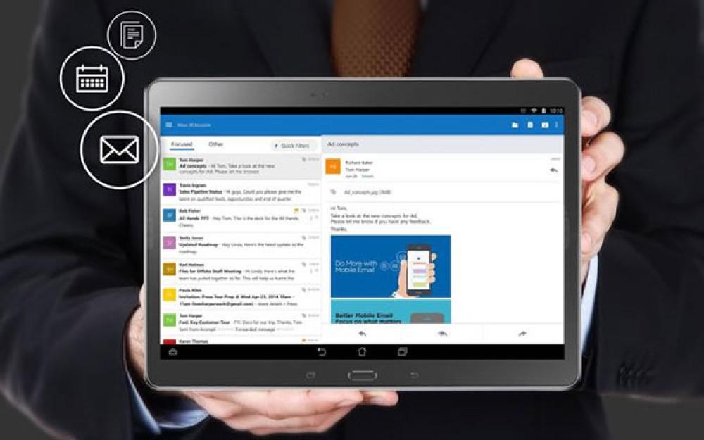 Microsoft Outlook: Διαθέσιμες οι νέες εφαρμογές για Android και iOS
