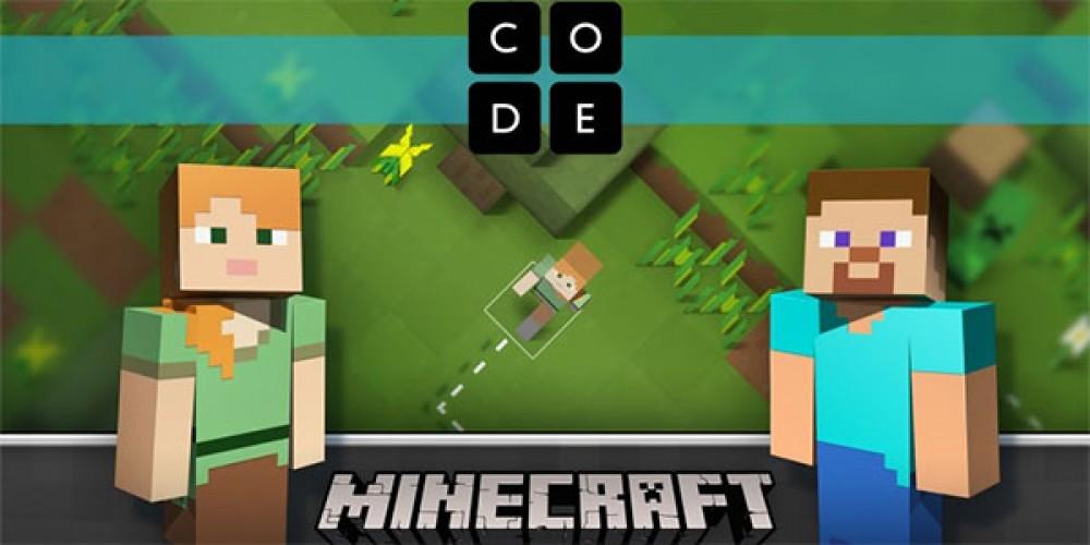 Μάθε κώδικα δωρεάν με τη βοήθεια του Minecraft [Video]