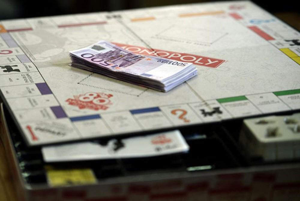 Η Hasbro κυκλοφορεί Monopoly με πραγματικά χρήματα!