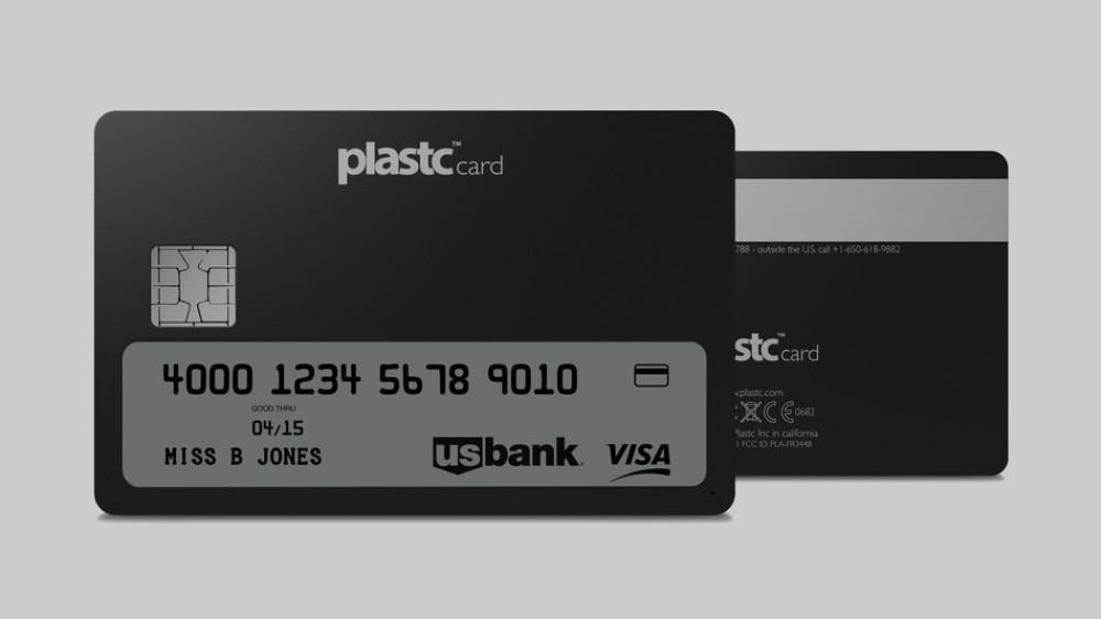 Plastc: Κάρτα με οθόνη eInk που φιλοδοξεί να αντικαταστήσει όλες τις πιστωτικές/χρεωστικές σου [Video]