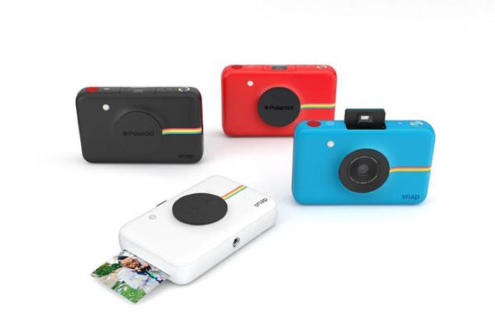 Polaroid Snap: Νέα camera τσέπης για άμεση εκτύπωση φωτογραφιών [IFA 2015]