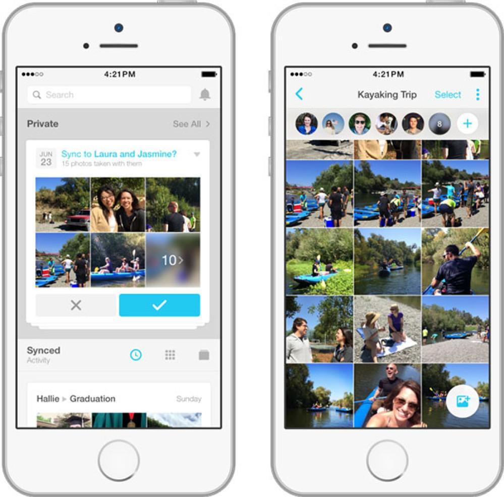 Facebook Moments: Νέα εφαρμογή για να διαμοιράζεσαι εύκολα κοινές φωτογραφίες με τους φίλους σου [Video]