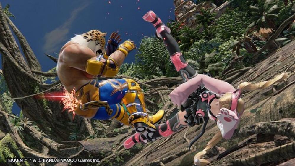 Tekken 7: Νέο trailer δείχνει gameplay στα 60fps και νέος χαρακτήρας