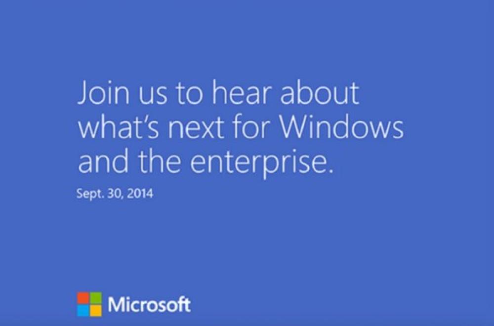Windows 9: Επίσημα η παρουσίαση στις 30 Σεπτεμβρίου και νέα videos