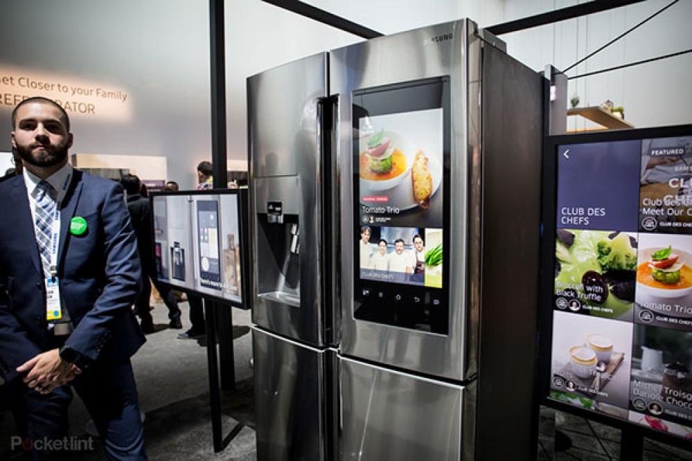 Νέες SUHD TVs από τη Samsung και ψυγείο με οθόνη αφής 21.5'' [CES 2016]